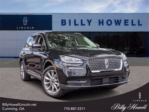 2021 Lincoln Corsair for sale at BILLY HOWELL FORD LINCOLN in Cumming GA