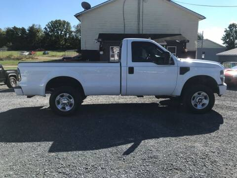 2008 Ford F-350 Super Duty for sale at PENWAY AUTOMOTIVE in Chambersburg PA