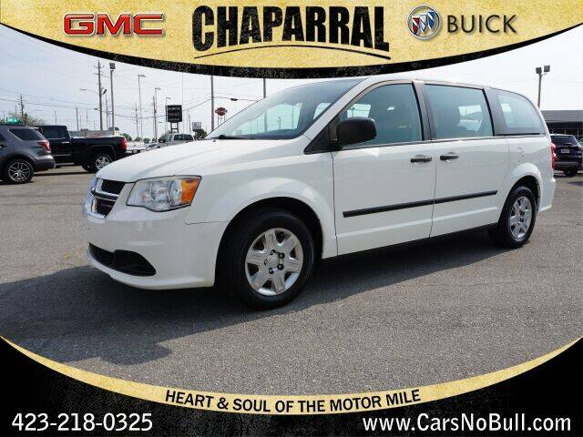 2013 Dodge Grand Caravan for sale at CHAPARRAL USED CARS in Piney Flats TN