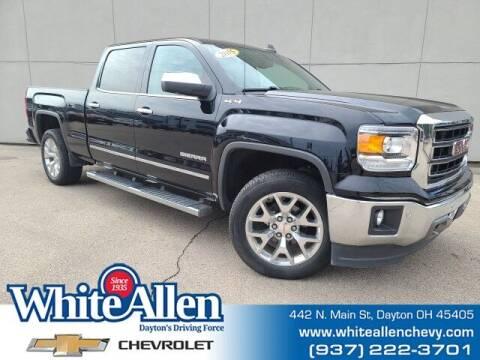 2015 GMC Sierra 1500 for sale at WHITE-ALLEN CHEVROLET in Dayton OH