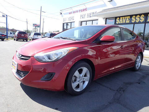 2013 Hyundai Elantra for sale at Tommy's 9th Street Auto Sales in Walla Walla WA