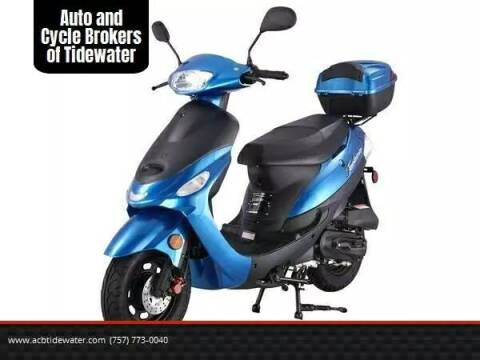2020 TAOTAO ATM50 for sale at Auto and Cycle Brokers of Tidewater in Norfolk VA