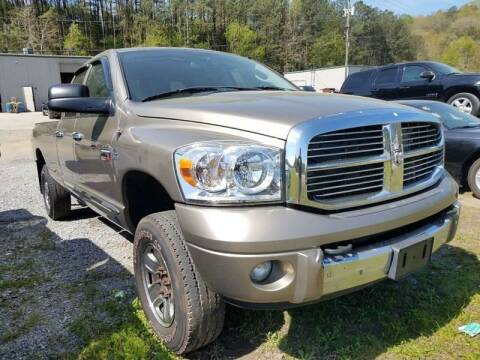 2007 Dodge Ram Pickup 2500 for sale at Anaheim Auto Auction in Irondale AL