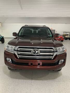 2016 Toyota Land Cruiser for sale at Hamilton Automotive in North Huntingdon PA