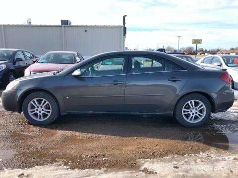 2006 Pontiac G6 for sale at TnT Auto Plex in Platte SD
