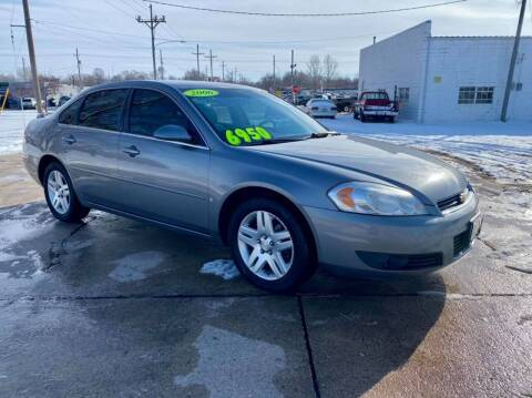 2006 Chevrolet Impala for sale at Island Auto Express in Grand Island NE