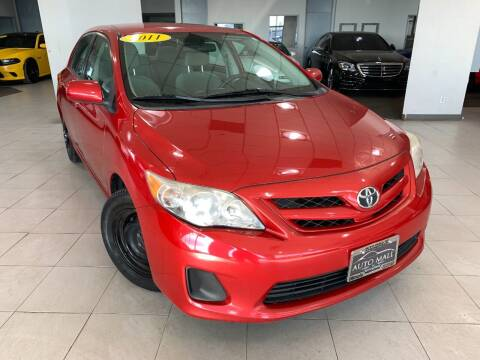 2011 Toyota Corolla for sale at Auto Mall of Springfield in Springfield IL