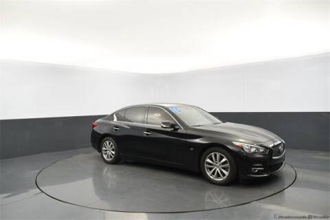 2015 Infiniti Q50 for sale at Tim Short Auto Mall in Corbin KY