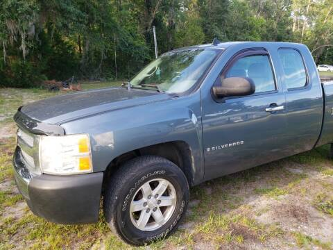 2008 Chevrolet Silverado 1500 for sale at Easy Street Auto Brokers in Lake City FL