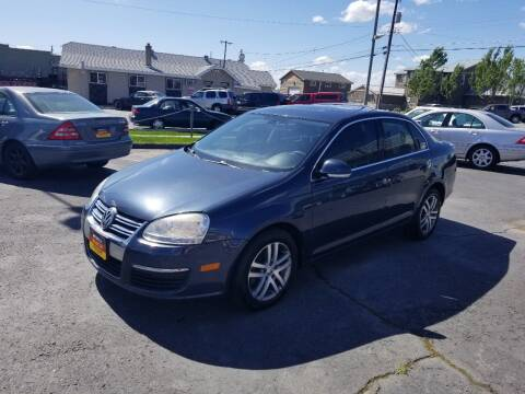 2005 Volkswagen Jetta for sale at Cool Cars LLC in Spokane WA