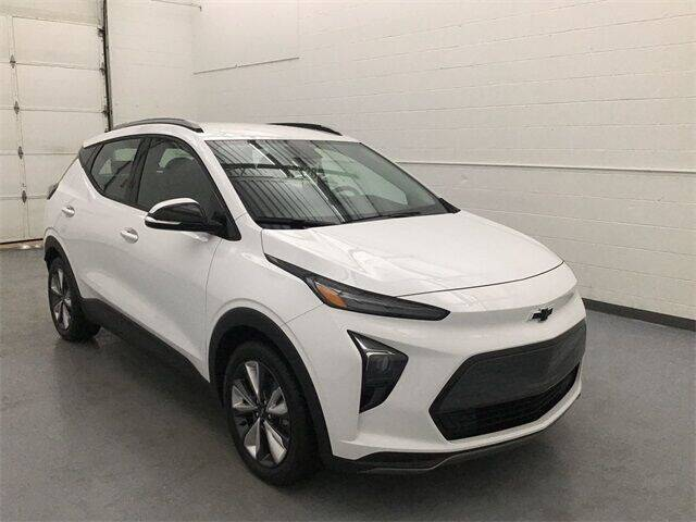 2022 Chevrolet Bolt EUV for sale in Waterbury, CT