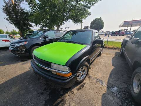 1998 Chevrolet S-10 for sale at Silverline Auto Boise in Meridian ID