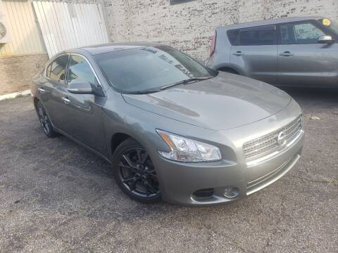 2014 Nissan Maxima for sale at Some Auto Sales in Hammond IN