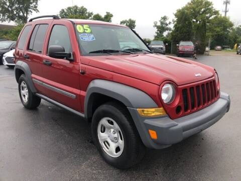 2005 Jeep Liberty for sale at Newcombs Auto Sales in Auburn Hills MI