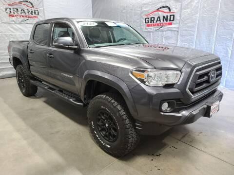 2020 Toyota Tacoma for sale at GRAND AUTO SALES in Grand Island NE