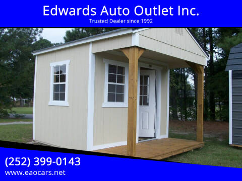 2020 Old Hickory Buildings 10x12 Playhouse Barn for sale at Edwards Auto Outlet Inc. in Wilson NC
