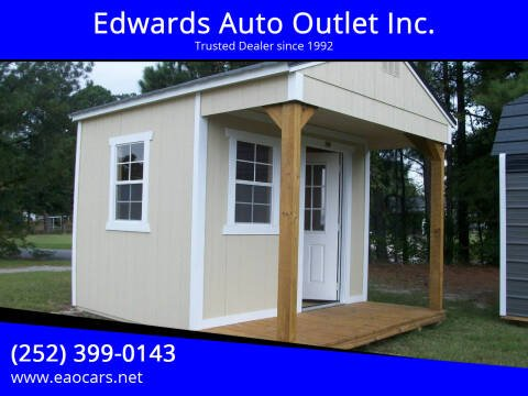 2020 xx Old Hickory Buildings 10x12 Playhouse Barn for sale at Edwards Auto Outlet Inc. in Wilson NC