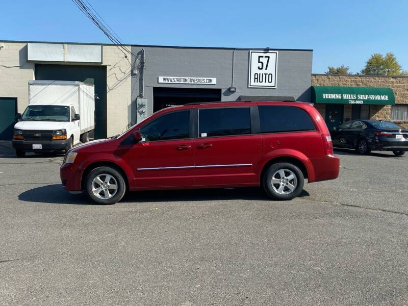 2008 Dodge Grand Caravan for sale at 57 AUTO in Feeding Hills MA
