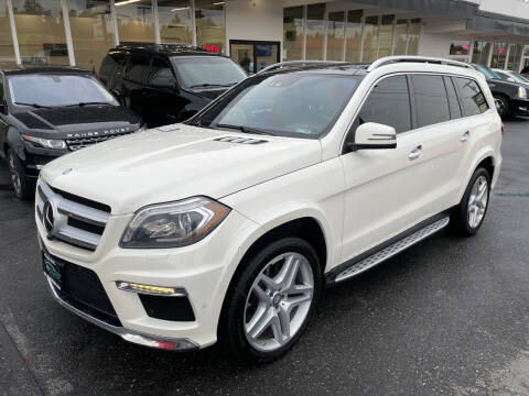 2016 Mercedes-Benz GL-Class for sale at APX Auto Brokers in Edmonds WA
