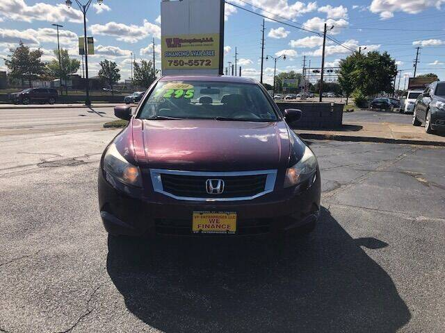 2010 Honda Accord for sale at VP Auto Enterprises in Rochester NY