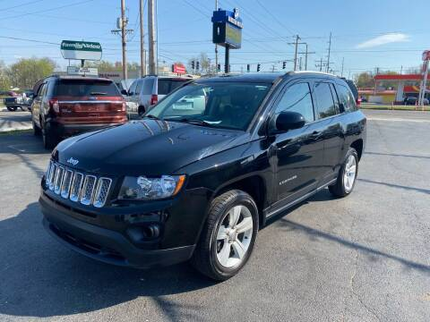 2016 Jeep Compass for sale at Brucken Motors in Evansville IN