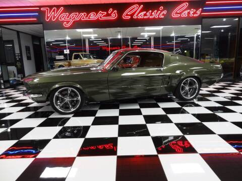 1967 Ford Mustang for sale at Wagner's Classic Cars in Bonner Springs KS