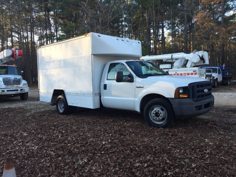 2006 Ford F-350 Super Duty for sale at M & W MOTOR COMPANY in Hope AR