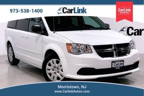 2016 Dodge Grand Caravan for sale at CarLink in Morristown NJ