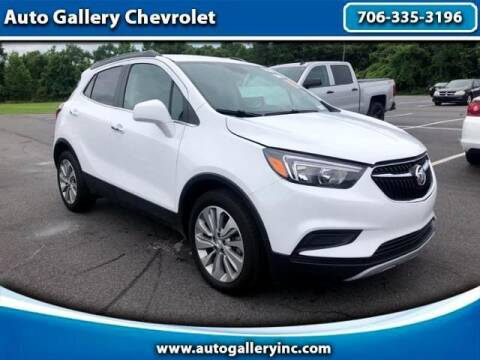 2020 Buick Encore for sale at Auto Gallery Chevrolet in Commerce GA