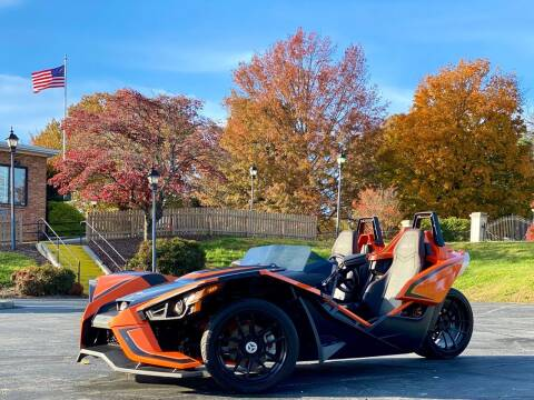 2017 Polaris Slingshot for sale at Sebar Inc. in Greensboro NC