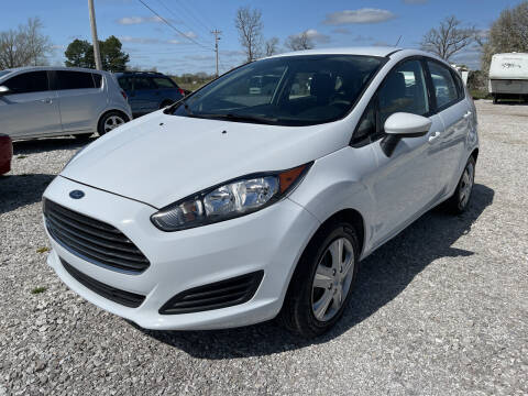 2018 Ford Fiesta for sale at Champion Motorcars in Springdale AR