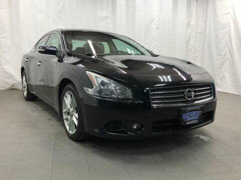 2010 Nissan Maxima for sale at Direct Auto Sales in Philadelphia PA