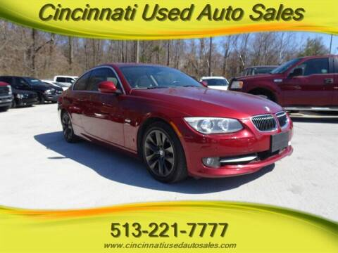 2011 BMW 3 Series for sale at Cincinnati Used Auto Sales in Cincinnati OH