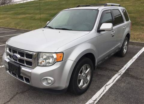 2012 Ford Escape for sale at Auto Titan in Knoxville TN