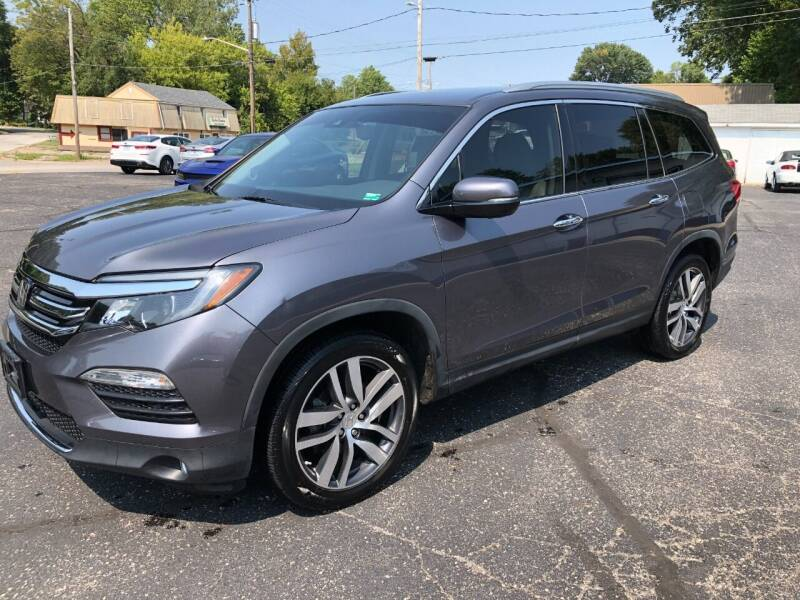 2016 Honda Pilot for sale at Teds Auto Inc in Marshall MO
