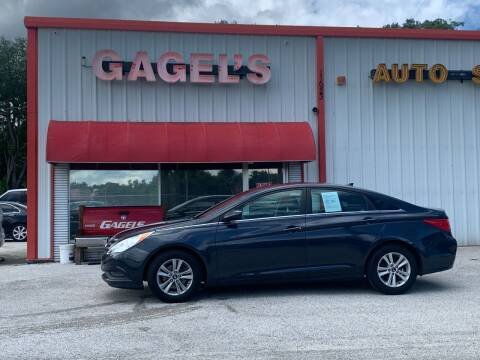 2014 Hyundai Sonata for sale at Gagel's Auto Sales in Gibsonton FL