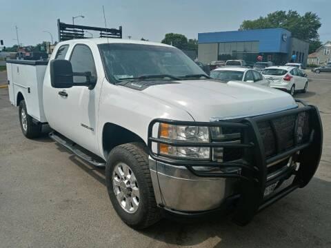 2013 Chevrolet Silverado 3500HD for sale at Tower Motors in Brainerd MN