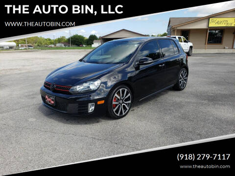 2014 Volkswagen GTI for sale at THE AUTO BIN, LLC in Broken Arrow OK