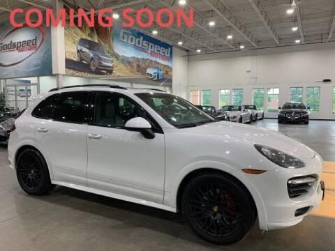 2013 Porsche Cayenne for sale at Godspeed Motors in Charlotte NC