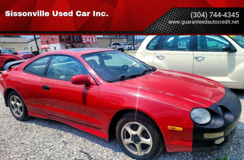 1998 Toyota Celica for sale in South Charleston, WV