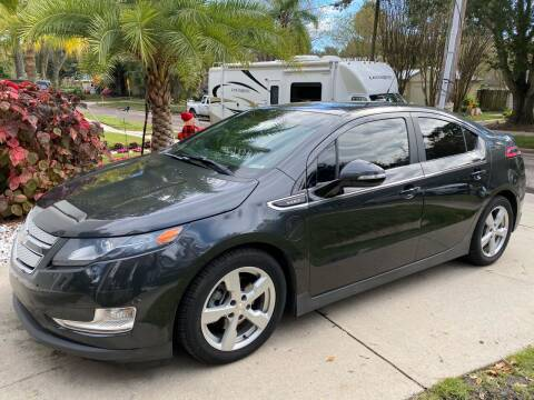 2014 Chevrolet Volt for sale at Florida Coach Trader Inc in Tampa FL