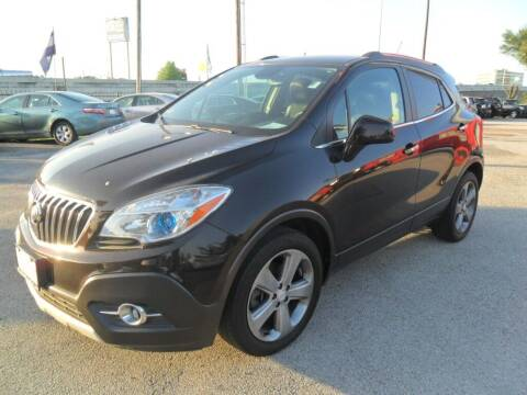 2013 Buick Encore for sale at Talisman Motor City in Houston TX