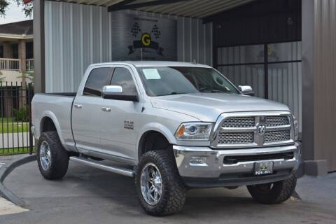 2017 RAM Ram Pickup 2500 for sale at G MOTORS in Houston TX