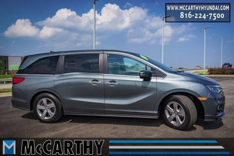 2019 Honda Odyssey for sale at Mr. KC Cars - McCarthy Hyundai in Blue Springs MO