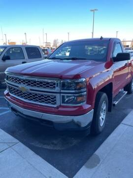 2014 Chevrolet Silverado 1500 for sale at COYLE GM - COYLE NISSAN in Clarksville IN