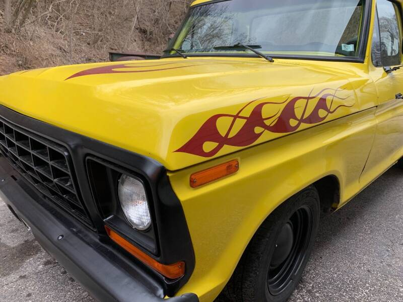 1978 Ford F-100 for sale at Gateway Auto Source in Imperial MO