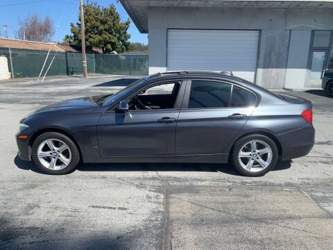 2012 BMW 3 Series for sale at 3D Auto Sales in Rocklin CA
