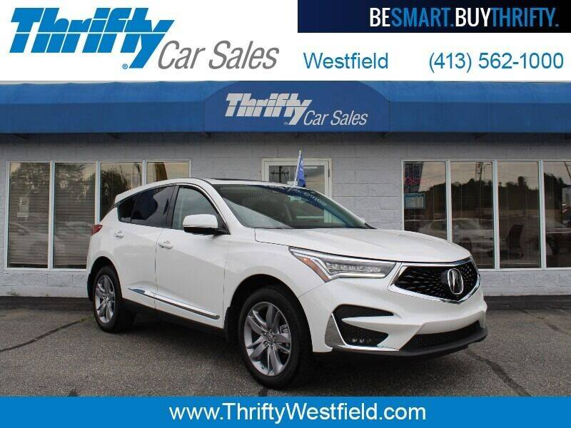 2020 Acura RDX for sale at Thrifty Car Sales Westfield in Westfield MA