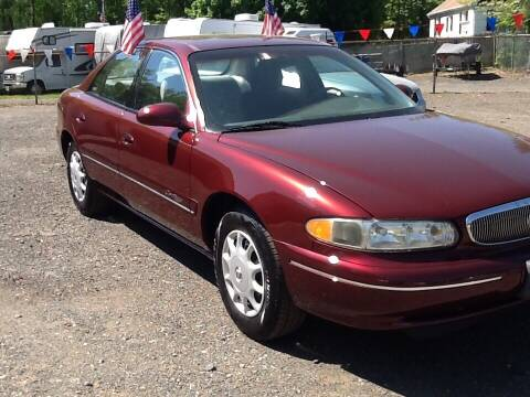 2000 Buick Century for sale at Lance Motors in Monroe Township NJ