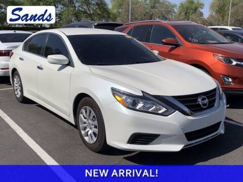 2016 Nissan Altima for sale at Sands Chevrolet in Surprise AZ